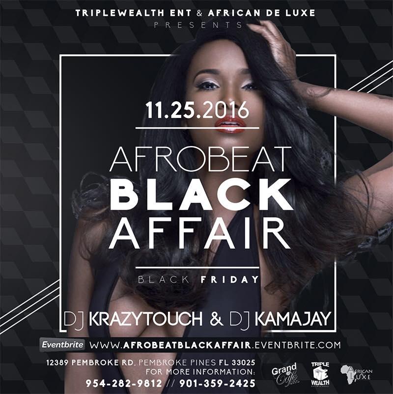 afrobeat black affair