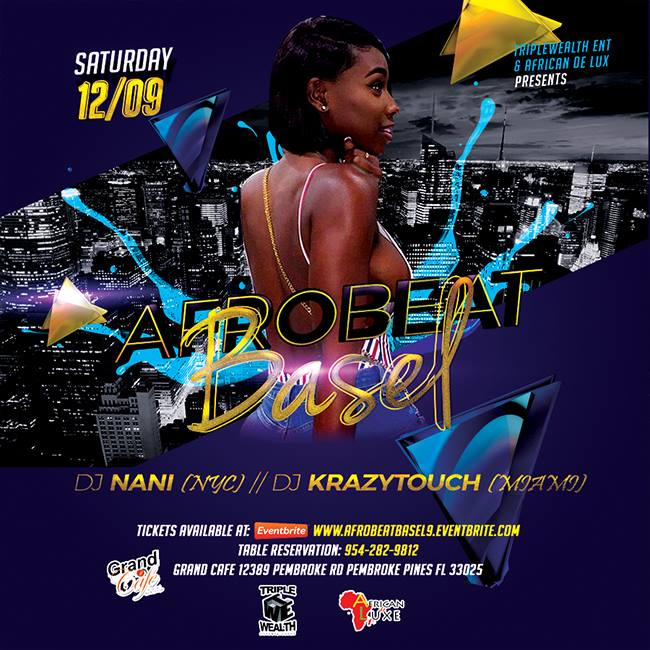 Afrobeat Basel