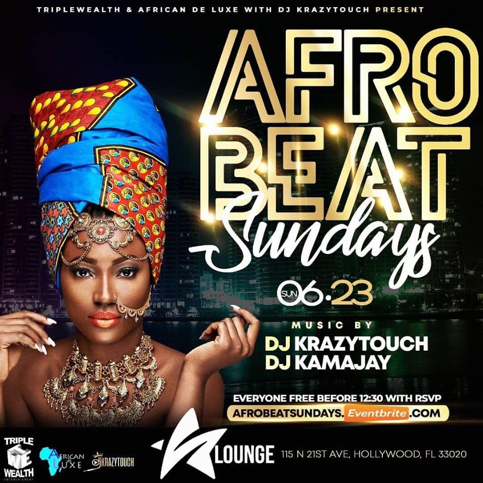 Afrobeat Sundays
