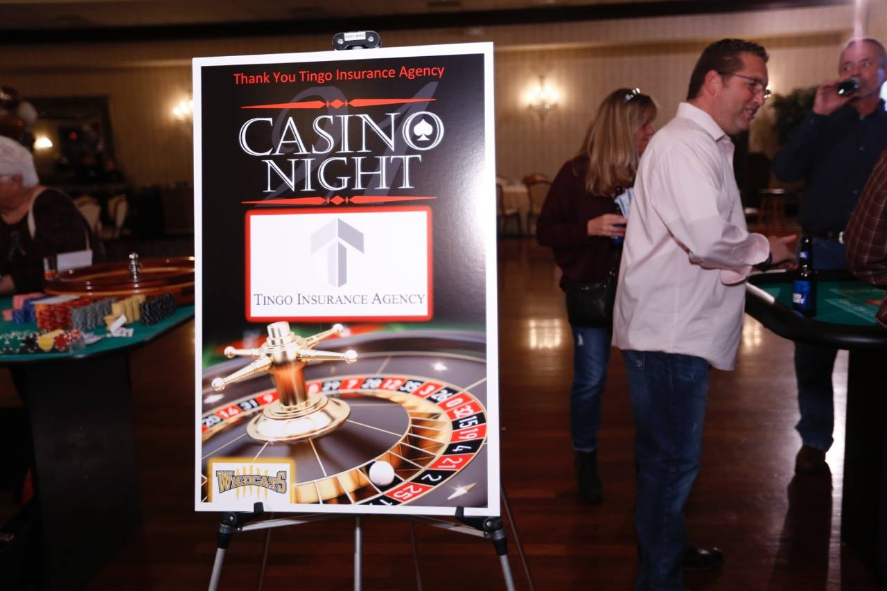 Casino Night 2018