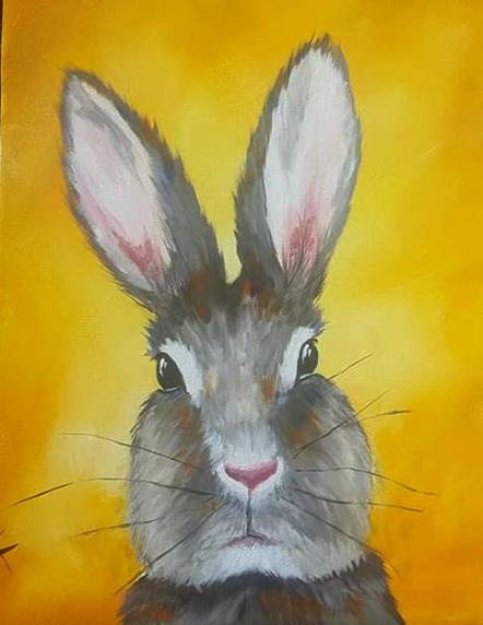 PaiNTCLUB bunny