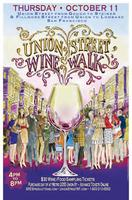 Union Street Wine Walk 2013