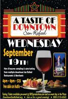 Taste of Downtown 2013