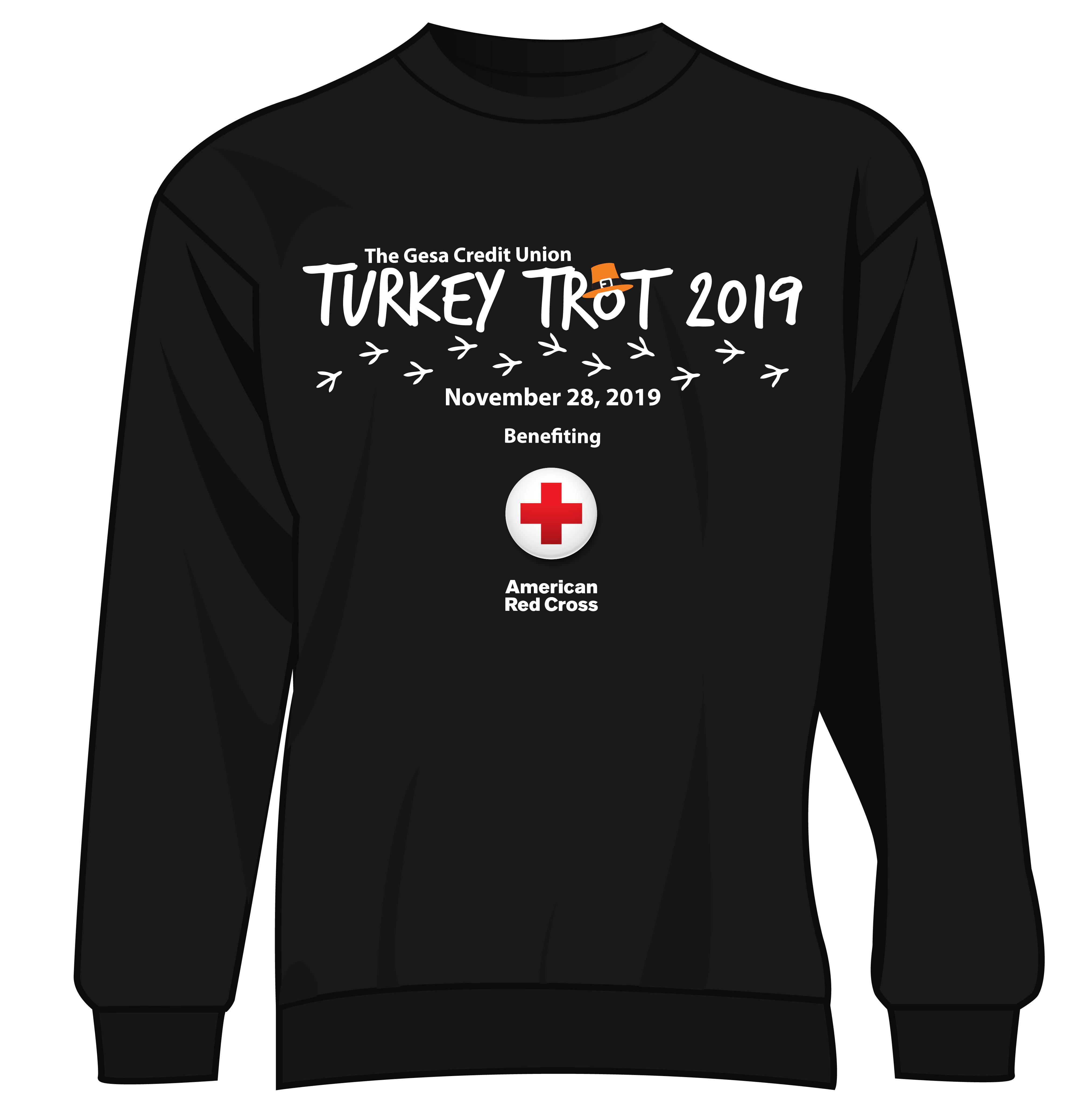 2019 Turkey Trot Shirt