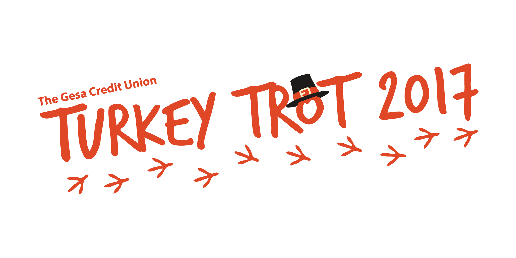 2017 Turkey Trot Logo