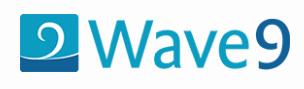 Wave9 Logo