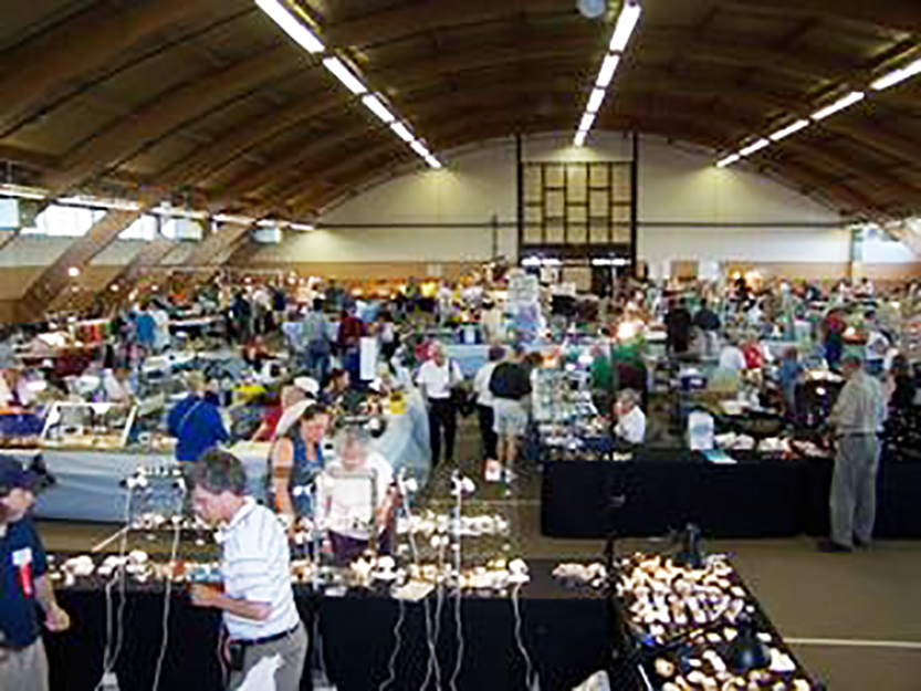 Wheaton Chicago Illinois Antique Flea Market