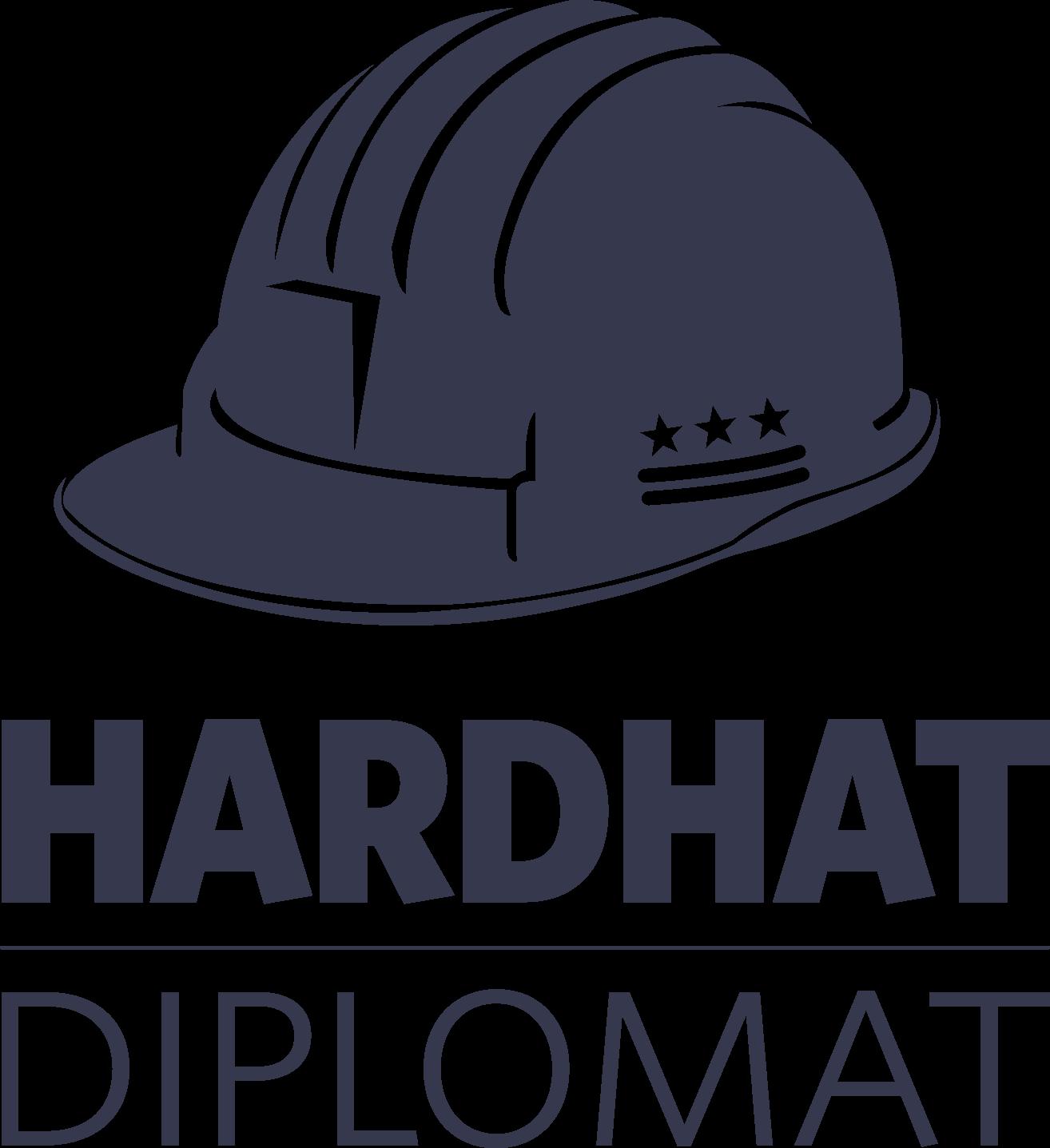 Logo HardHat Diplomat