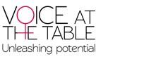 small voice logo