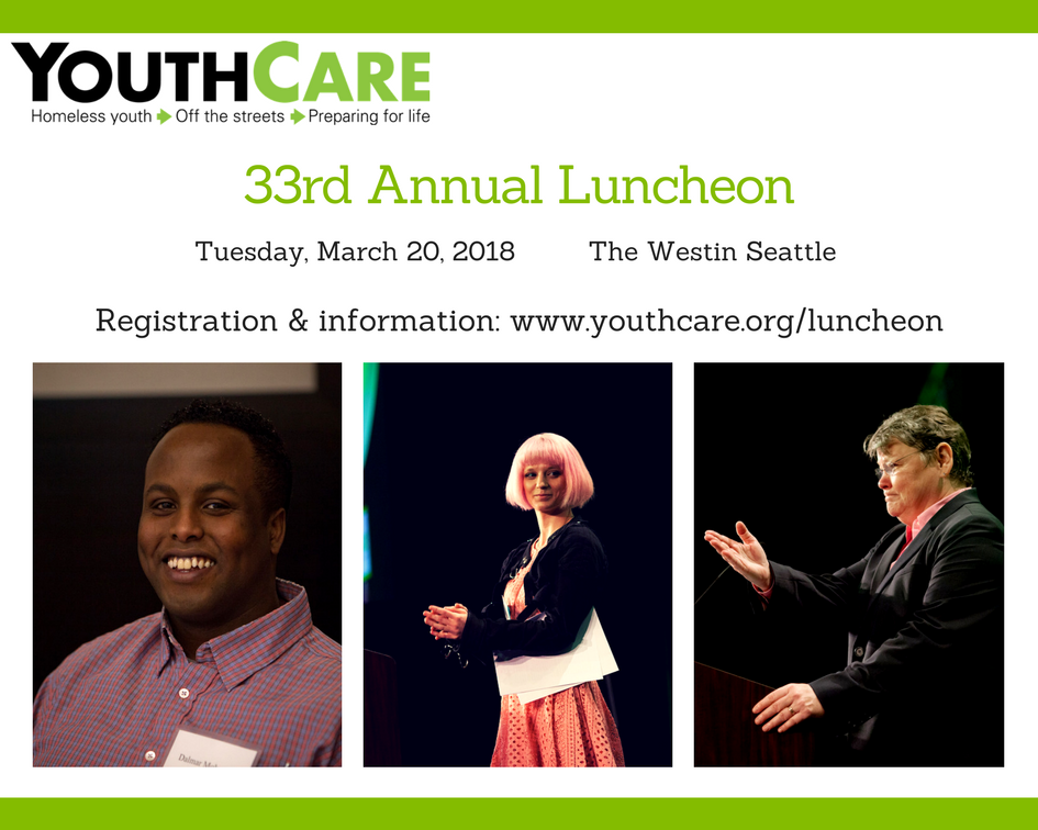 YouthCare's 33rd Annual Luncheon
