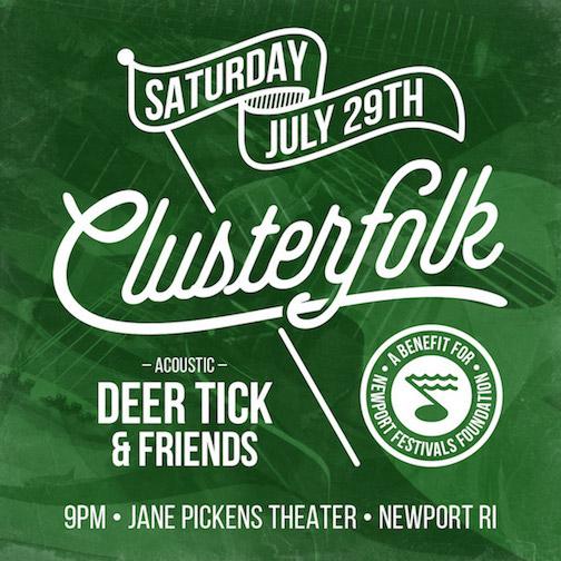 Clusterfolk Deer Tick