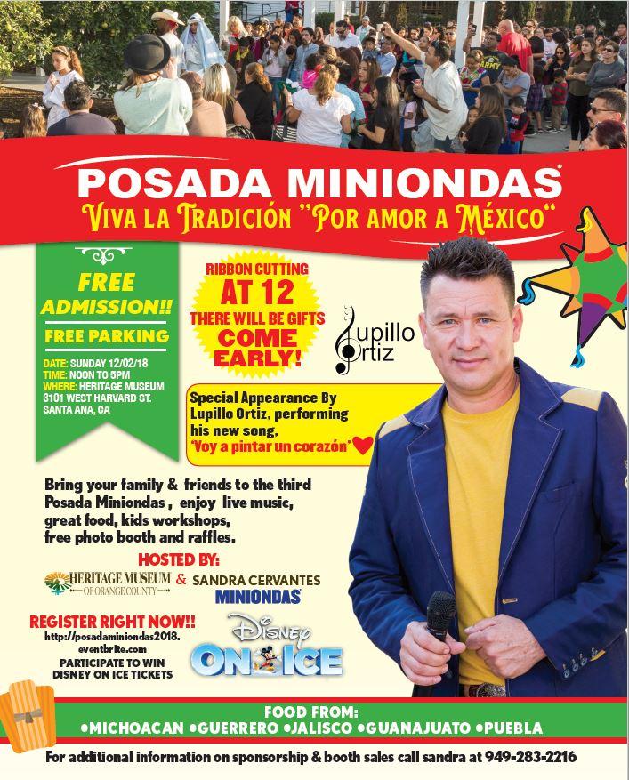 Posada Miniondas 2018