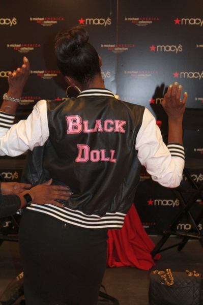 Photo of a Black Doll