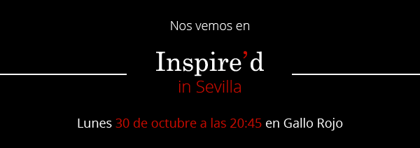 Inspired 30 de octubre