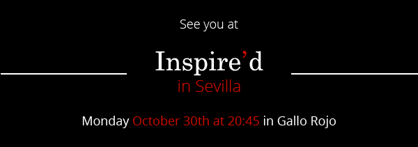 inspire'd october 30th