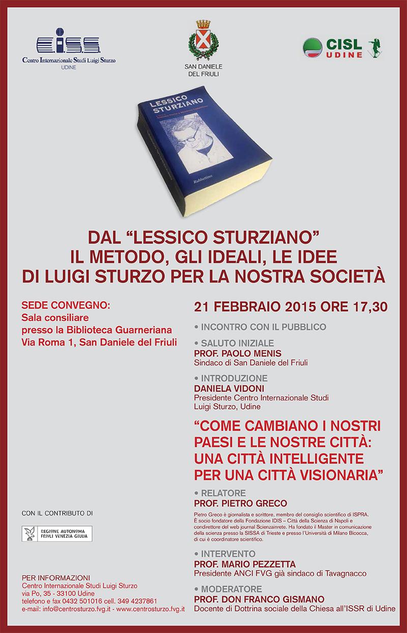 Locandina convegno 21.02.15