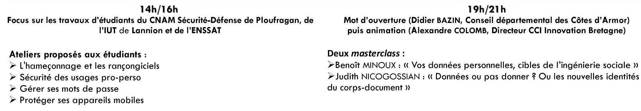 Programme 19092019