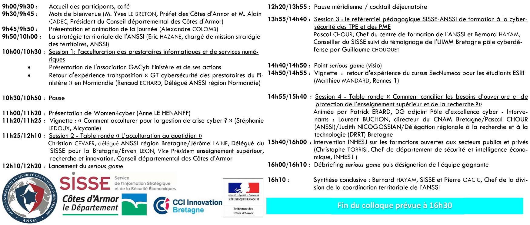 Programme 20092019