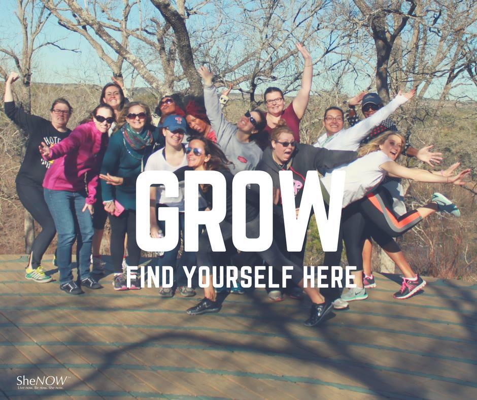 grow retreat pic
