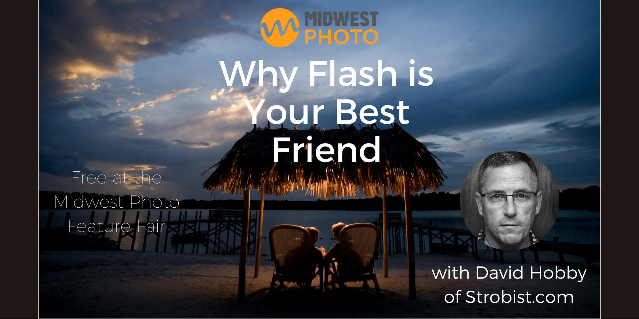 Why Flash is your BEST Friend with David Hobby
