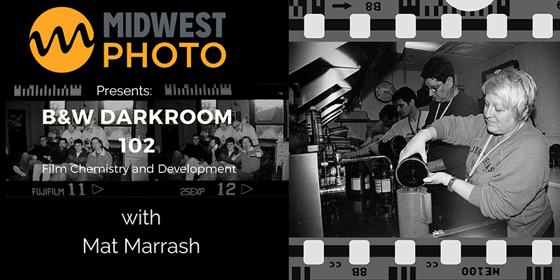 Darkroom 102 with Mat Marrash