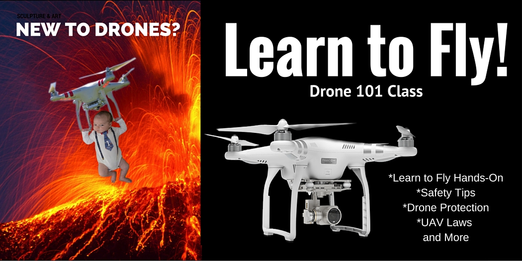 Drone 101: Learn to Fly! Tickets, Sat, Apr 23, 2016 at 10 ...