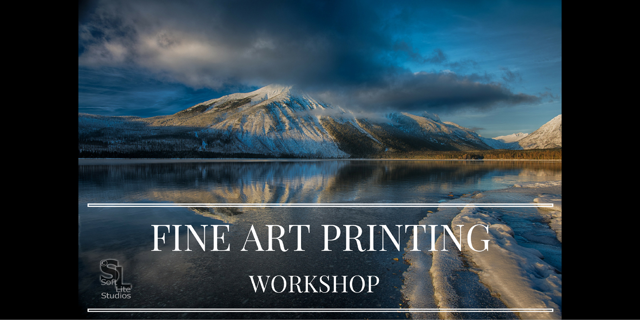 Fine Art Printing Workshop