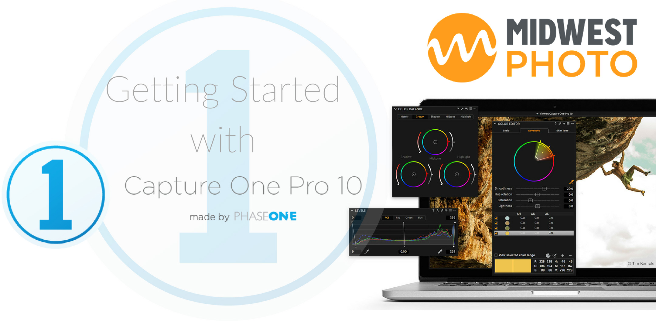Getting Started with Capture One