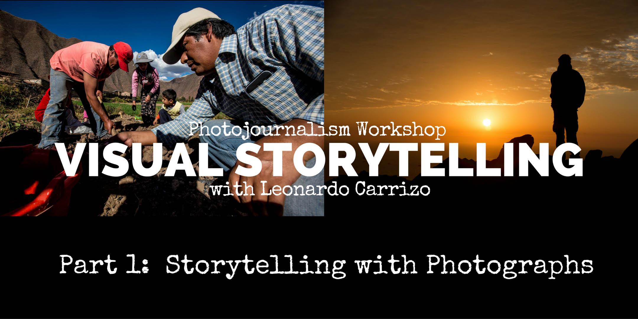 Storytelling Part 1