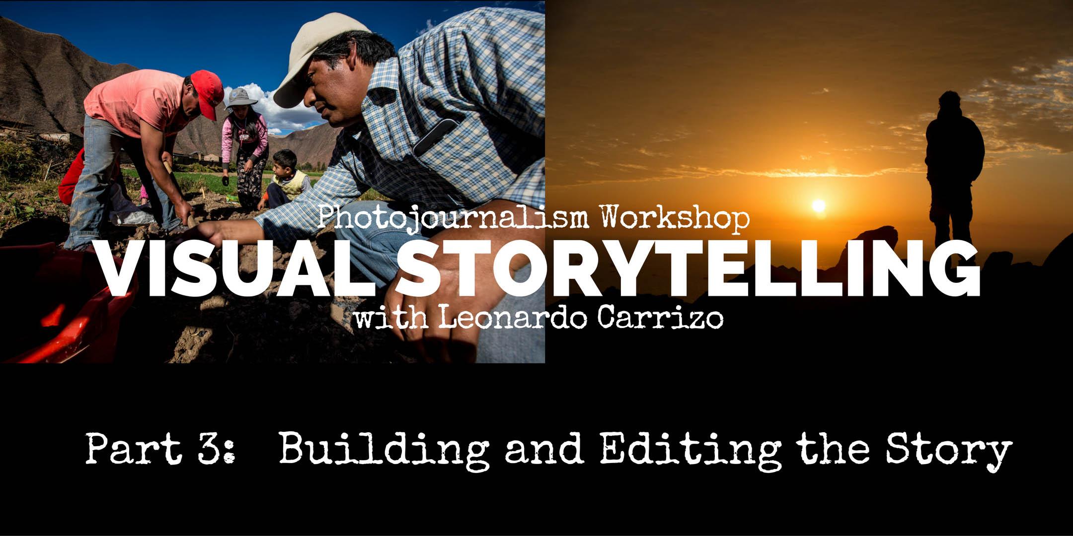 Storytelling Part 3