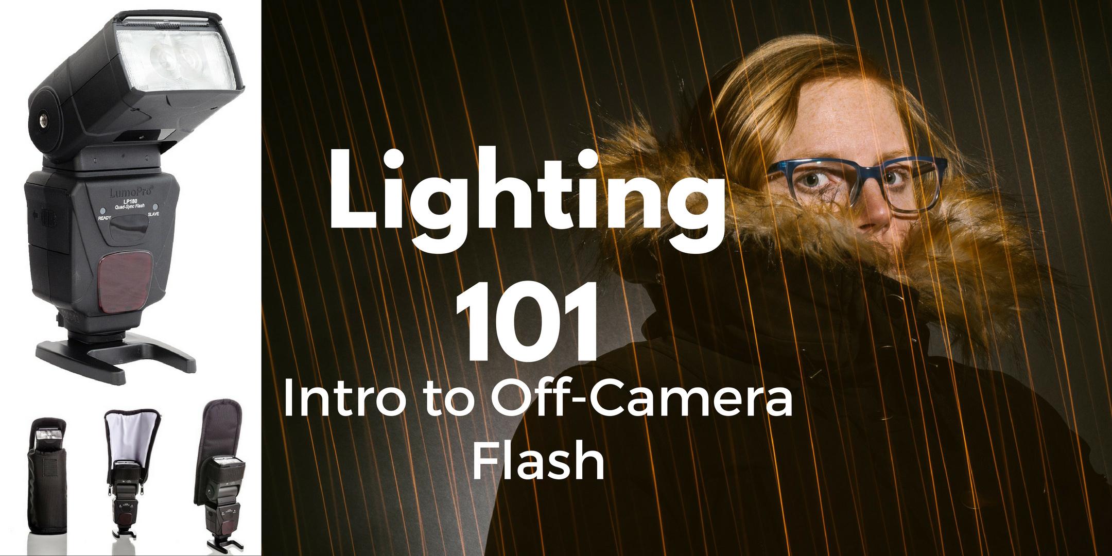 Lighting 101 with TJ Hansen