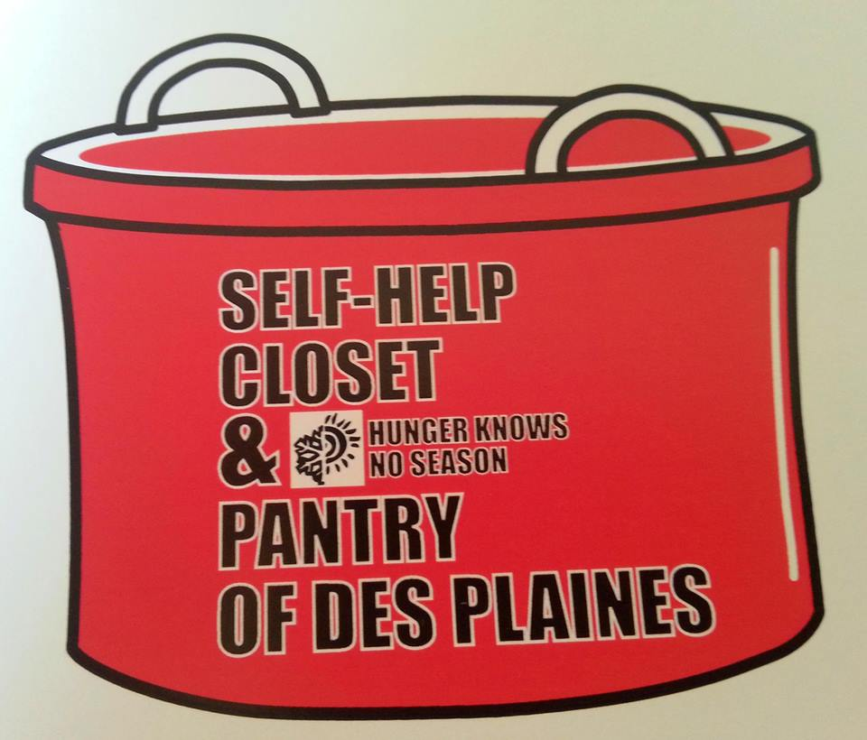 We provide food and clothig to Des Plaines residents in need.