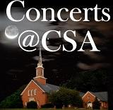 Concerts at CSA Logo