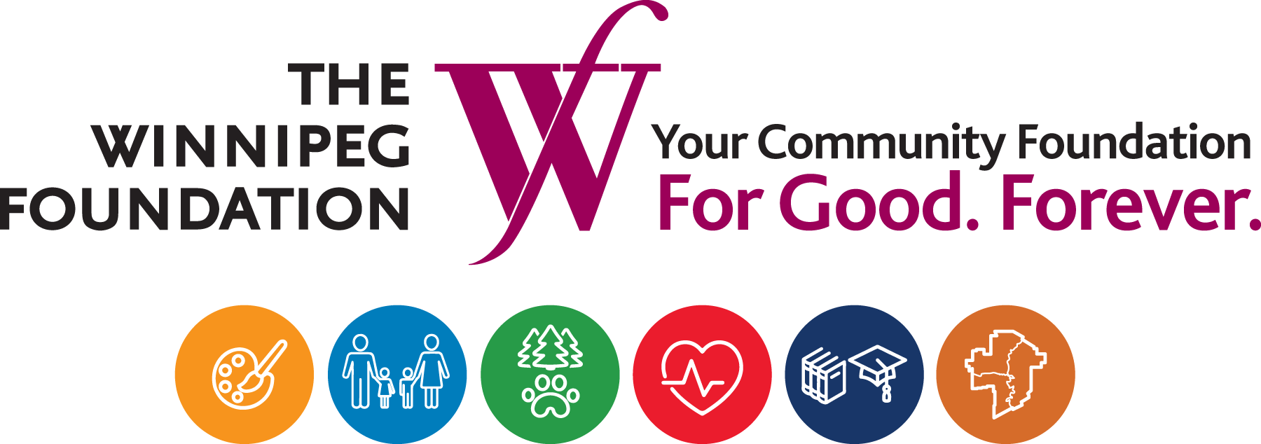 Winnipeg Foundation - WAG Reception Sponsor