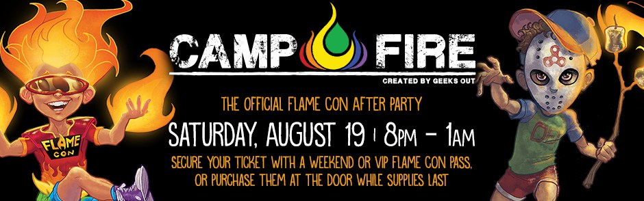 Promo for Camp Fire