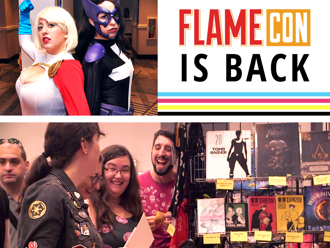 Flame Con is Back for 2018!