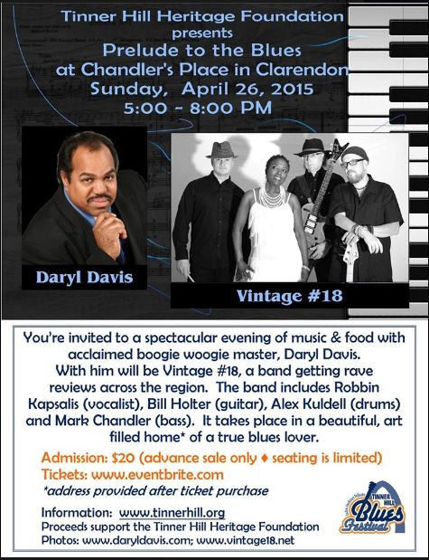 Prelude to Blues April 26, 2015