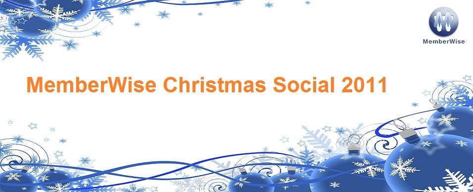 MemberWise Christmas Social