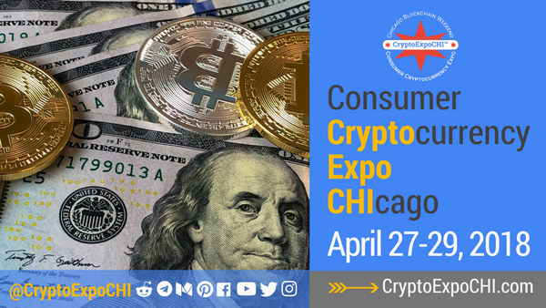Attend Consumer Cryptocurrency Expo and Full Moon Party