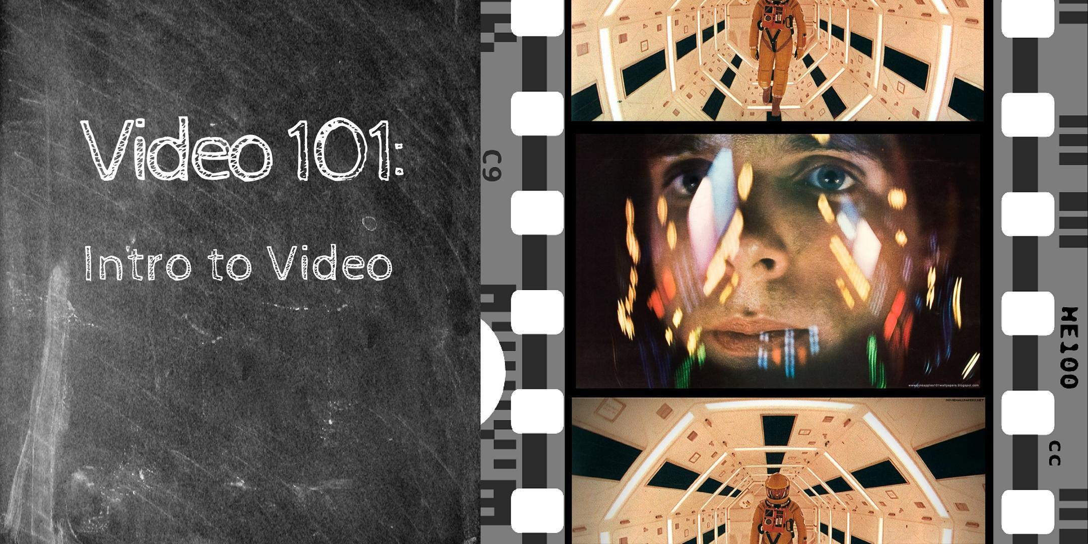 Video 101 with TJ Hansen