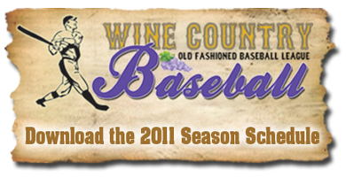 Wine Country Baseball Classic