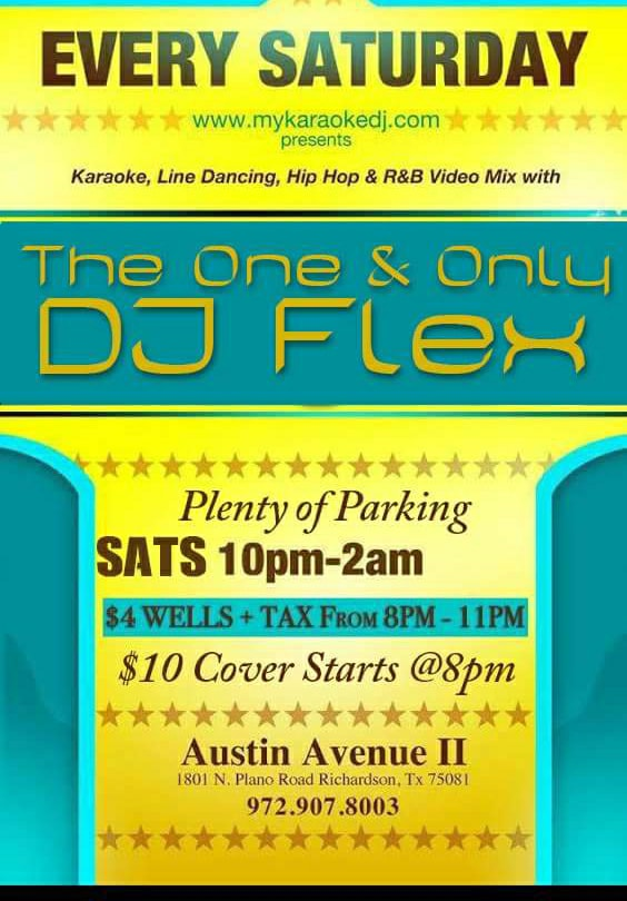 djflex-saturday-austin-avenue-cover