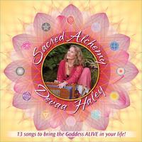 Sacred Alchemy Album Cover