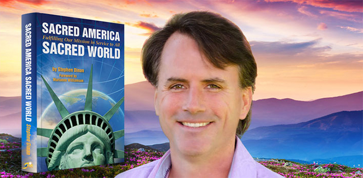Stephen Dinan and Sacred America