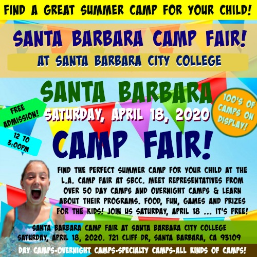 Santa Barbara Camp Fair promotional photo