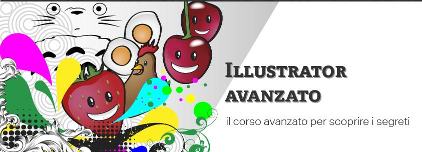 Copertina Corso Avanzato Illustrator