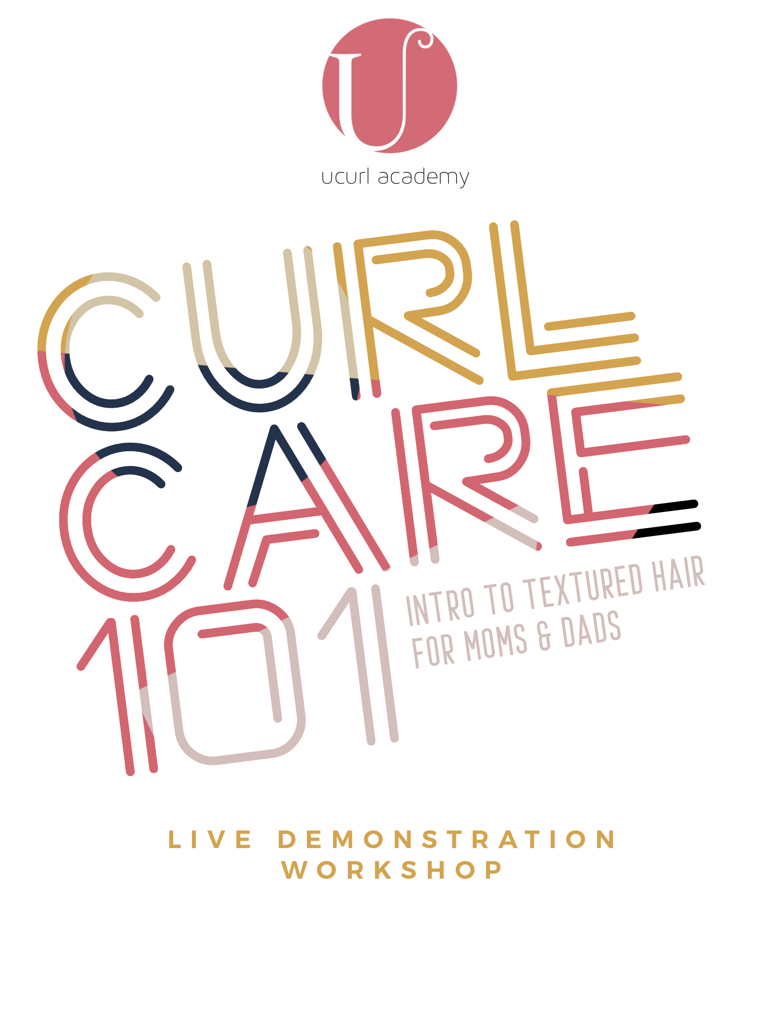 Curl Care 101: Intro to Textured Hair for Moms and Dads