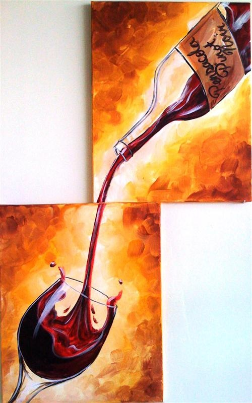 Valentines Day Paint Amp Sips For Couples Byob Wine