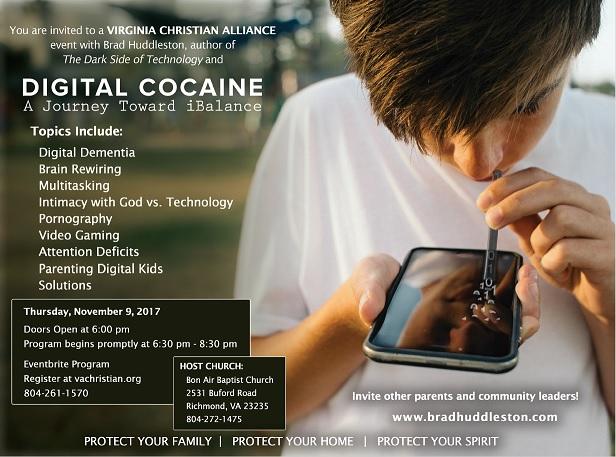 Digital Cocaine Seminar