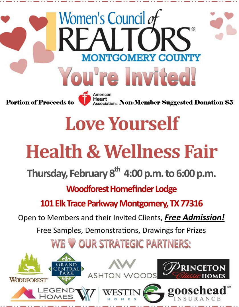 free admission  love yourself  health  u0026 wellness fair